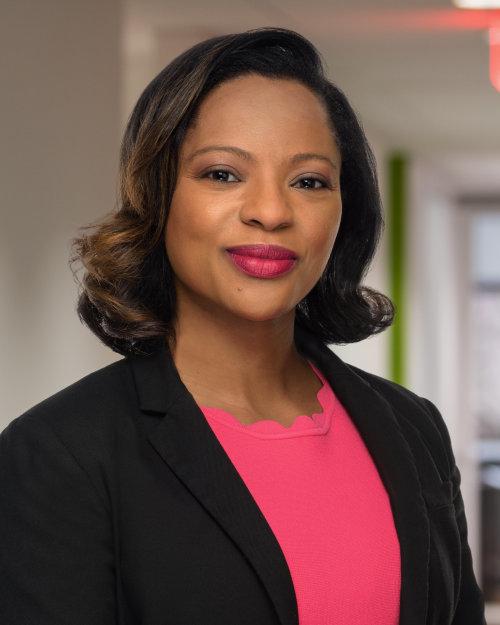 Aisha J. Cooper